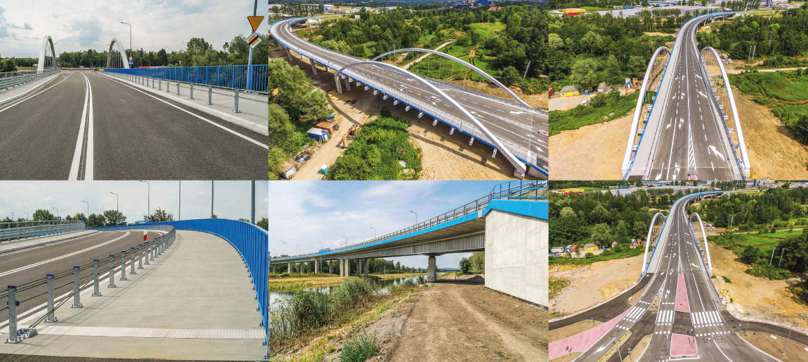 Stage 2 of Skawina Ring Road construction completed